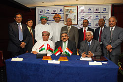 Tata Steel's joint venture in the Sultanate of Oman For Uyun limestone