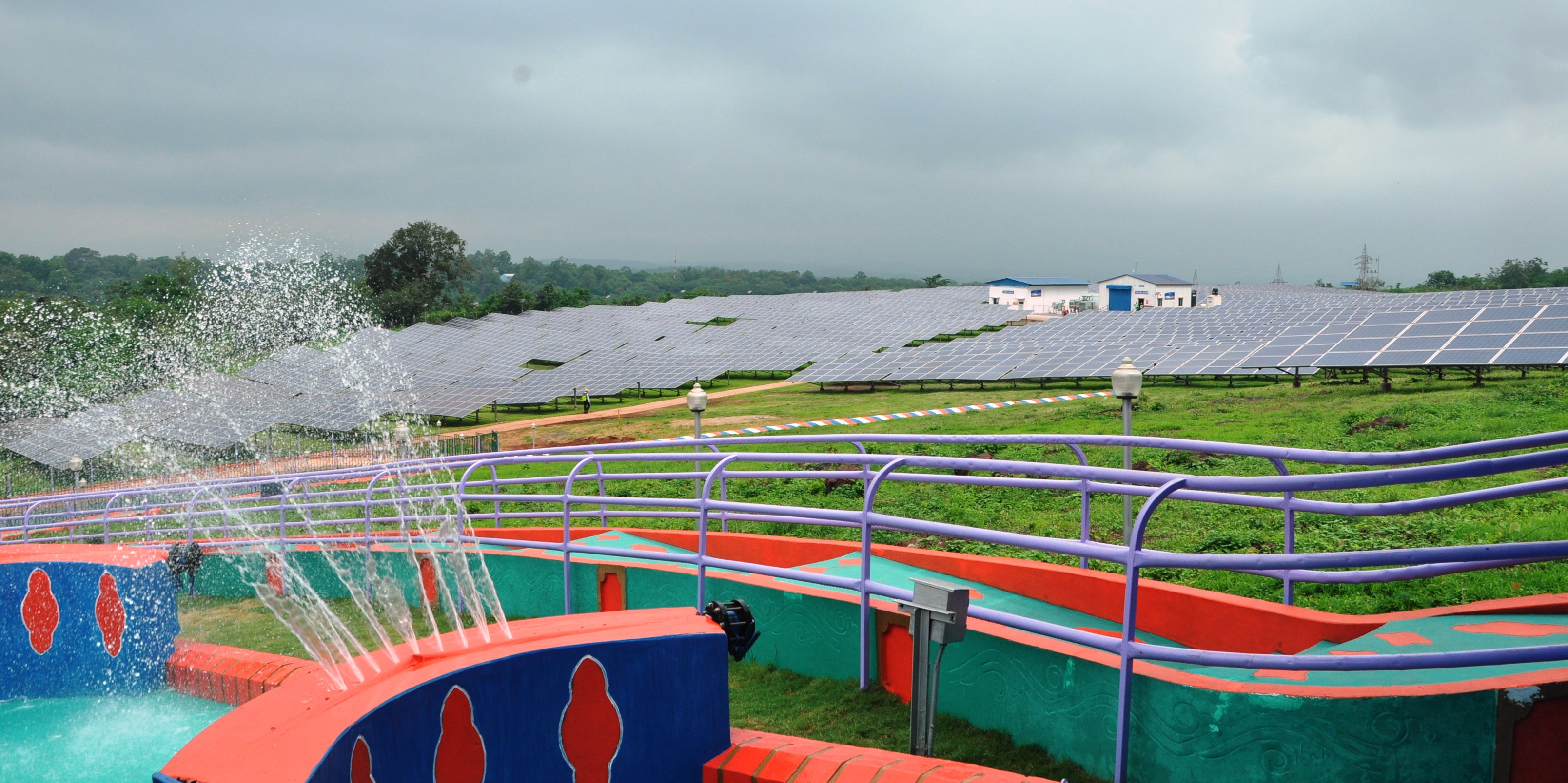 Tata Steel commissions its 1st 3 MW Solar Power Plant at