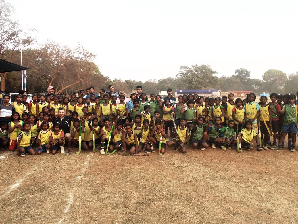 Australian Touch To Home Grown Hockey In Odisha