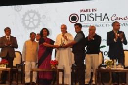 "Tata Steel's Thousand School Program awarded the ""Most"