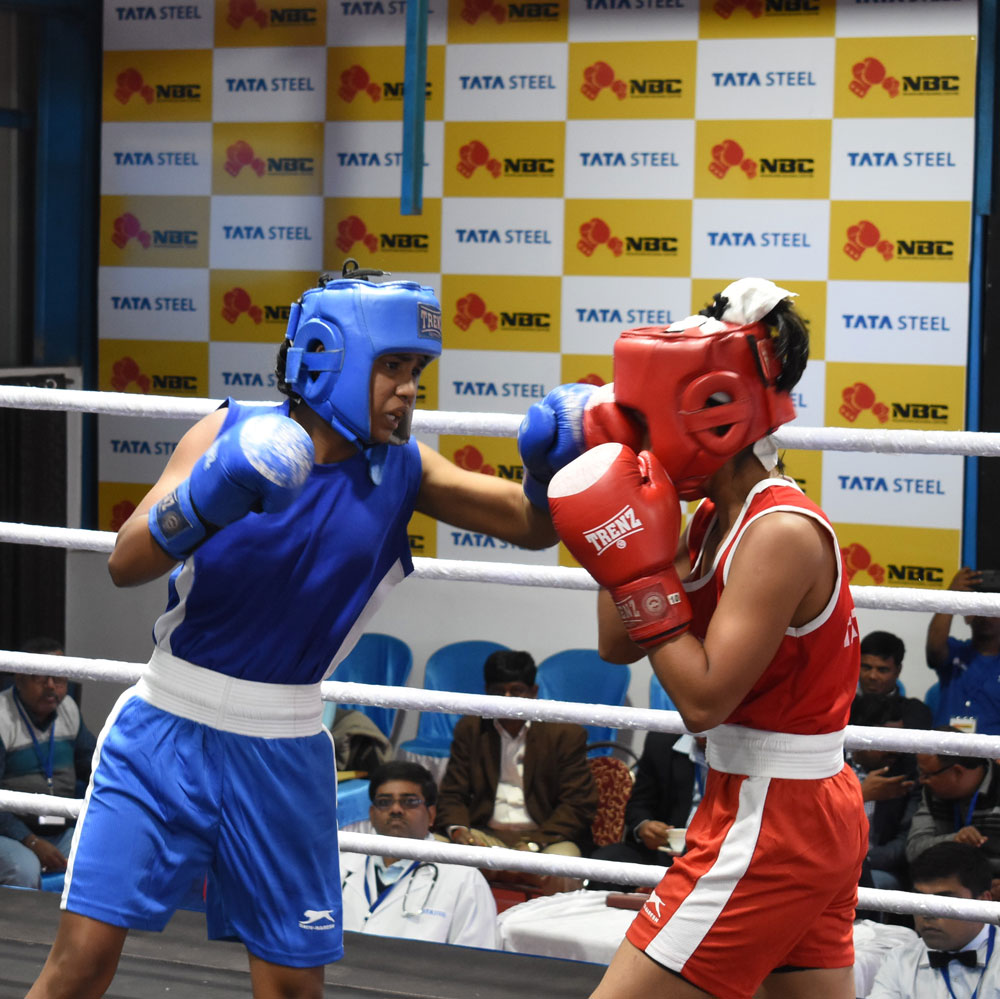 12th Jharkhand State Boxing Championship Kicks-off At Noamundi