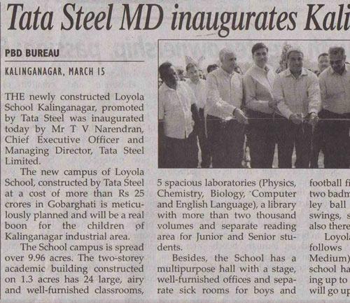 Tata Steel News & Publications