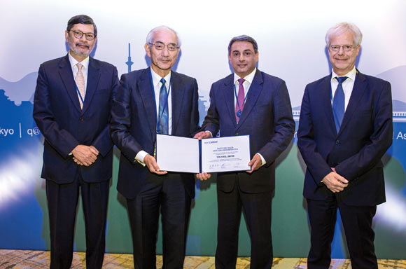 Safety and Health Excellence Recognition 2018 by World Steel Association
