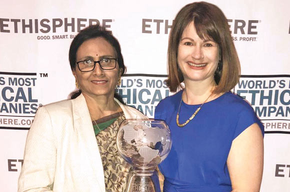 World's Most Ethical Companies Award 2019